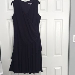 Luxe by Carmen Marc Valvo Cocktail Dress (M4)